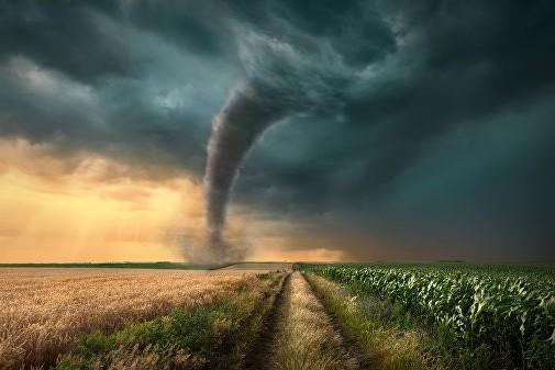 В Украине экстремальная погода станет частым явлением