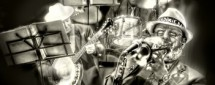 Полночный джаз