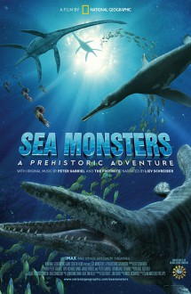 Чудища морей 3D. Доисторическое приключение