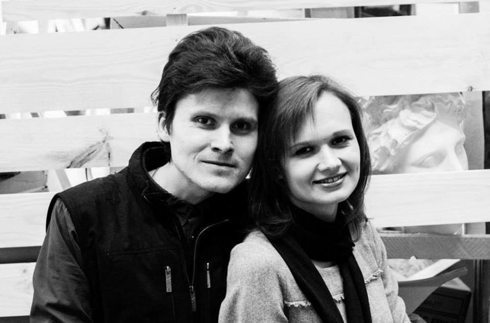Антон Логов и Ольга Касянюк