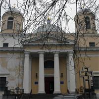 Римско-католический костел Святого Александра