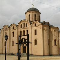Храм Успенья Св.Богородицы Пирогощи