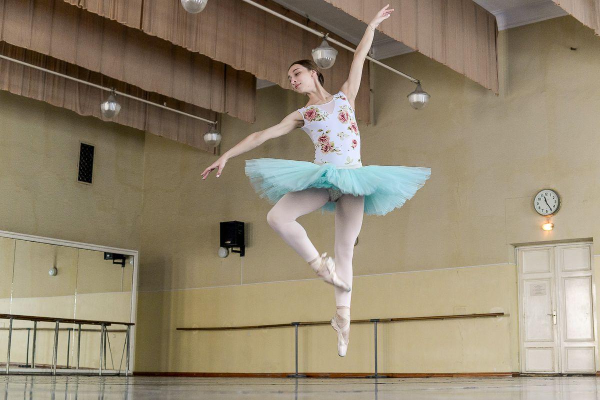 Общаги любительские фото балерин