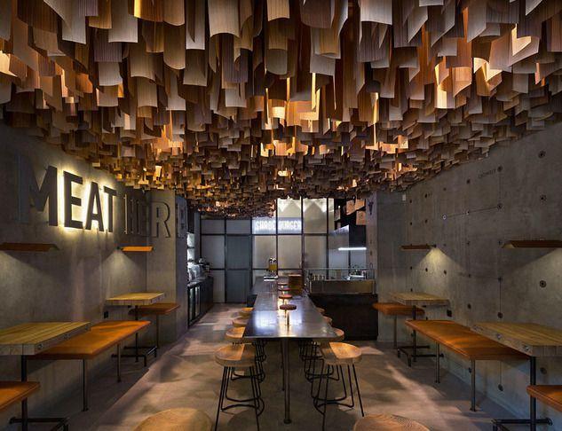 Дизайн украинского ресторана назвали лучшим в Европе