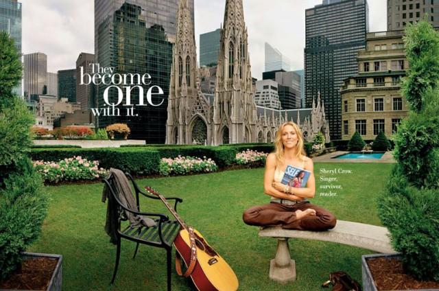 Певица и прирожденная победительница Шерил Кроу (Sheryl Crow) / Self