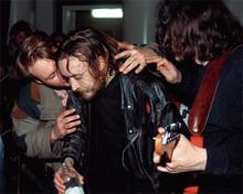 В 1994 году на 10−летии группы в московском ДК бронетанковых войск (с Кириллом Кувырдиным и Костей «Кузя Уо» Рябиновым)