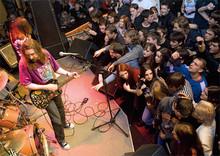 Один из последних концертов — 16 декабря 2007 года, новосибирский клуб «Рок-Сити»