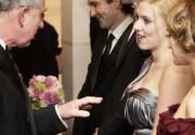 Натали Портман и Скарлетт Йоханссон предстали перед принцем Чарльзом
