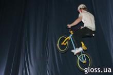 Киевские спортсмены показали на шоу невероятные трюки
