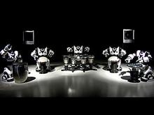 """В Центре современного искусства (ул. Сковороды, 2) открыта международная выставка """"Цифрові відчуття - коли технології стають мистецтвом"""""""