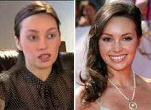 Слева на фотографии - актриса, сделанная на компьютере, справа - Эмили О'Брайан.