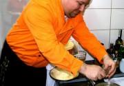 Мастер–класс бельгийского шеф-повара Olivier