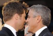 Питт и Клуни не могут поделить роль учителя Киры Найтли