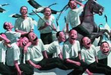Юэ Миньцзюн, Резня на Хиосе