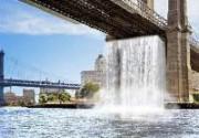 Нью-йоркские водопады принесли городу 69 миллионов долларов