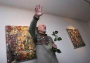 Александр Павлов презентует в Киеве свою новую выставку