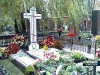 На Новодевичьем кладбище открыли памятник Мстиславу Ростроповичу