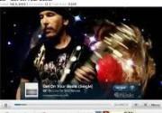 MySpace разместил рекламу в видеоклипах