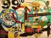 Нью-йоркский галерист устроил распродажу Баскиа