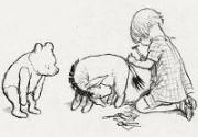"""Иллюстрации Шепарда к """"Винни Пуху"""" поставили рекорд на Sotheby's"""