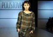 Ukrainian Fashion Week скромно началась в Киеве под брызги шампанского и в чёрном цвете