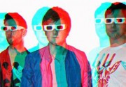 Keane дали первый в истории трехмерный интернет-концерт