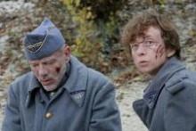 """Кадр из фильма """"Франция"""""""
