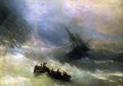 В Армении украдены картины Сарьяна и Айвазовского