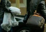 Распутина возит багаж в сумках за 40 тыс. гривен