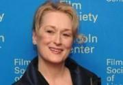 Мерил Стрип получит награду Римского кинофестиваля