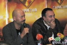 Федор Бондарчук и Александр Роднянский