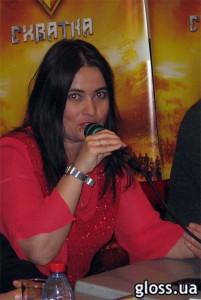 Марина Дяченко