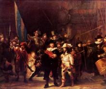 Рембрандт ван Рейн - Ночной дозор