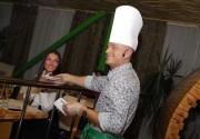 Танцоры Влад Яма и Елена Шоптенко вышли на кулинарный ринг