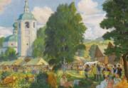 Картина Кустодиева продана на Sotheby's за 2,8 миллиона фунтов стерлингов