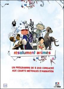Ночь французской анимации