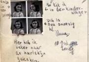 Музею Анны Франк переданы ее подлинные дневники