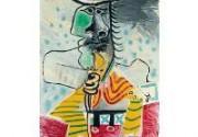 """Мужчина со шпагой"" Пикассо продан за 9,5 миллиона долларов"