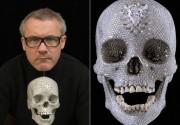 """Дэмиен Херст проведет виртуальную экскурсию по своей выставке """"Реквием"""" в PinchukArtCentre"""