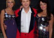 Участницы дуэта DOMINO напились вместе с Делиевым и раздели своих фанатов