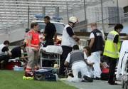 Скончался еще один пострадавший при обрушении сцены в Марселе