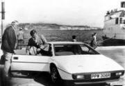 Автомобиль Джеймса Бонда продали за 100 тыс.