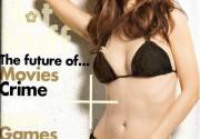 Звезда «Баффи» Элайза Душку снялась в откровенной фотосессии. Фото