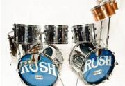 Ударную установку барабанщика Rush продали на eBay