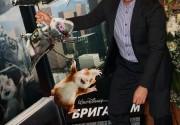 """В """"Кинопалаце"""" состоялась премьера фильма """"Бригада М"""". Фото"""