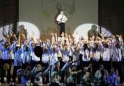 В Киеве состоялась премьера мюзикла NucKids