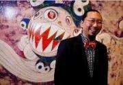 Японский поп-художник покорит Версаль