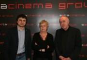 Мартин Мариньяк получила приз Кинофестиваля в Локарно
