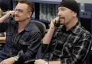 Участники U2 позвонили на МКС