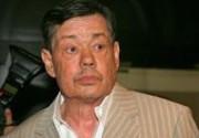 Караченцов снова зачислен в труппу «Ленкома»